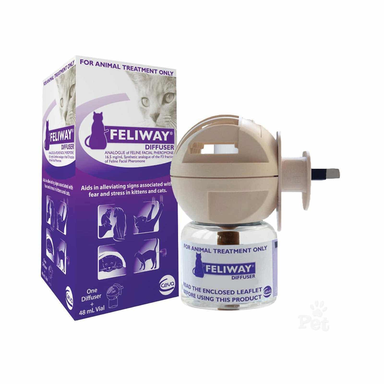 Feliway Diffuser Complete 45% reduced