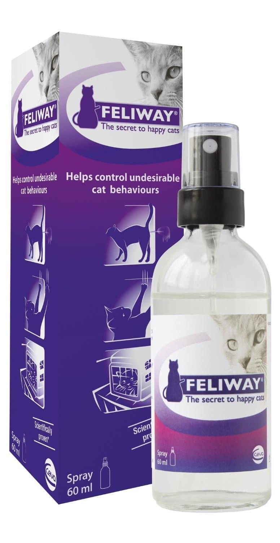 Feliway Spray 60 mls 45% reduced