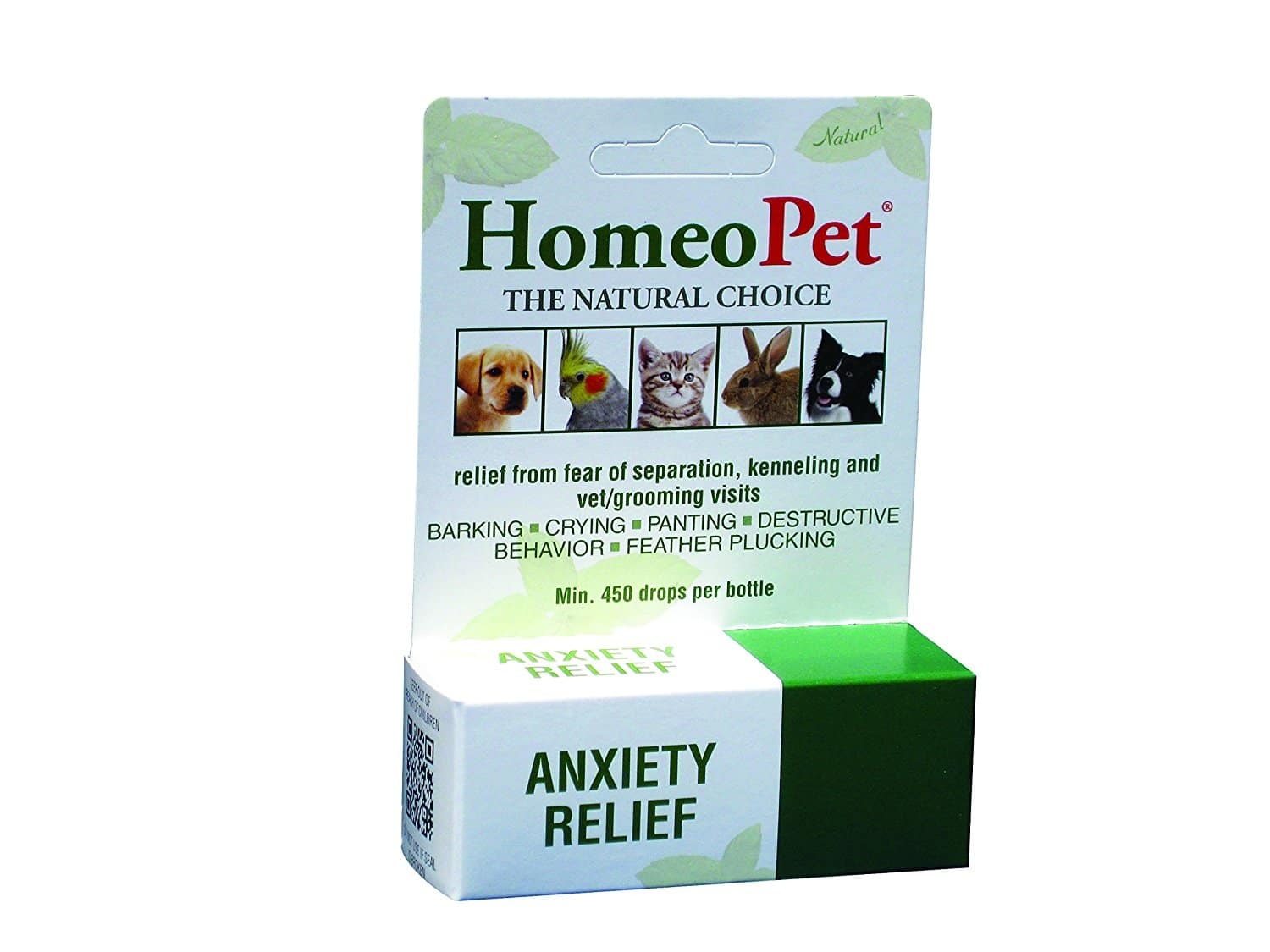 Homeopet Anxiety Relief - Pet Behaviour
